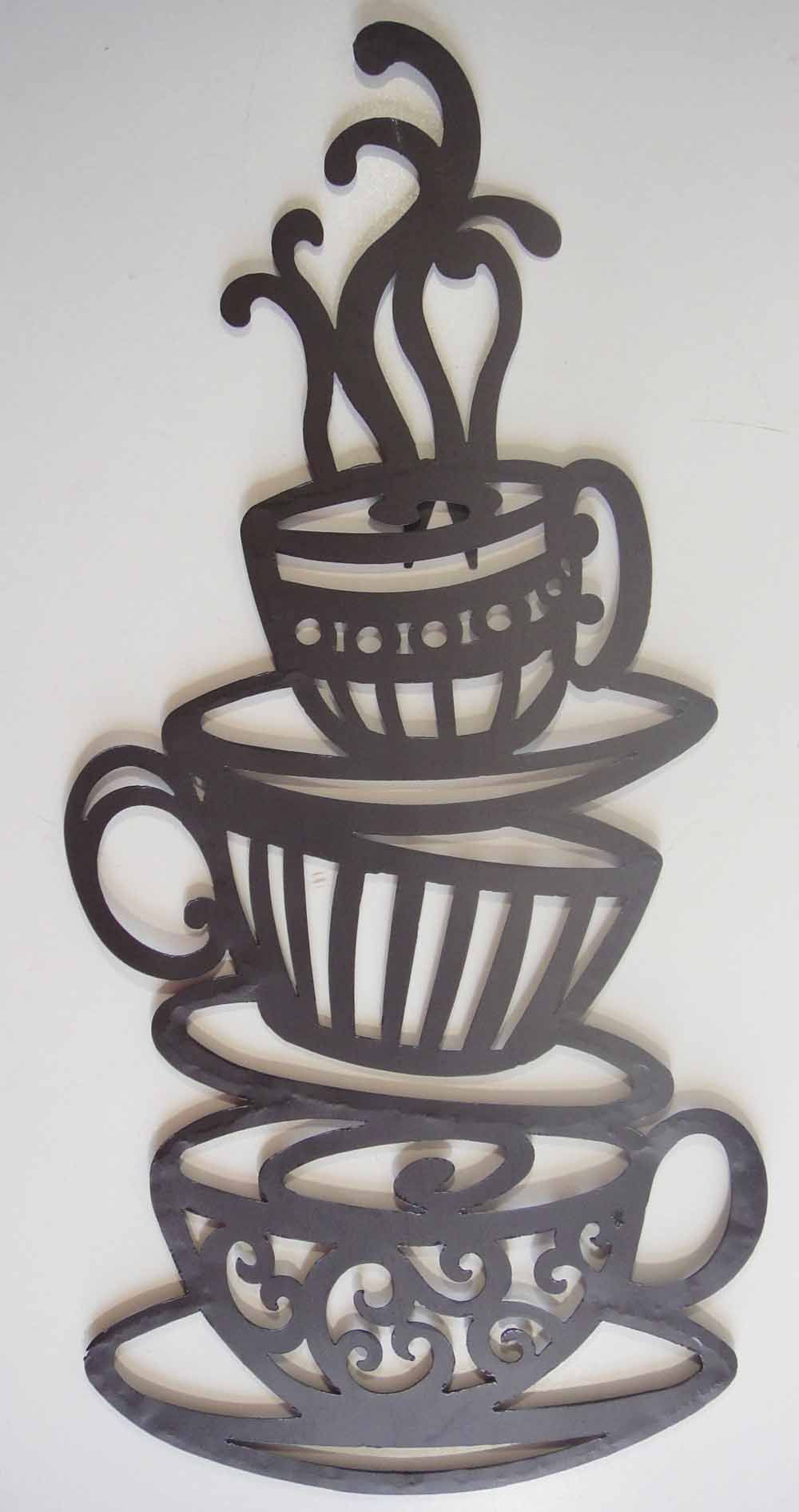 Coffee cup decor mpn metal wall art bwa q621 1499 coffee coffee cup decor mpn metal wall art bwa q621 1499 amipublicfo Image collections