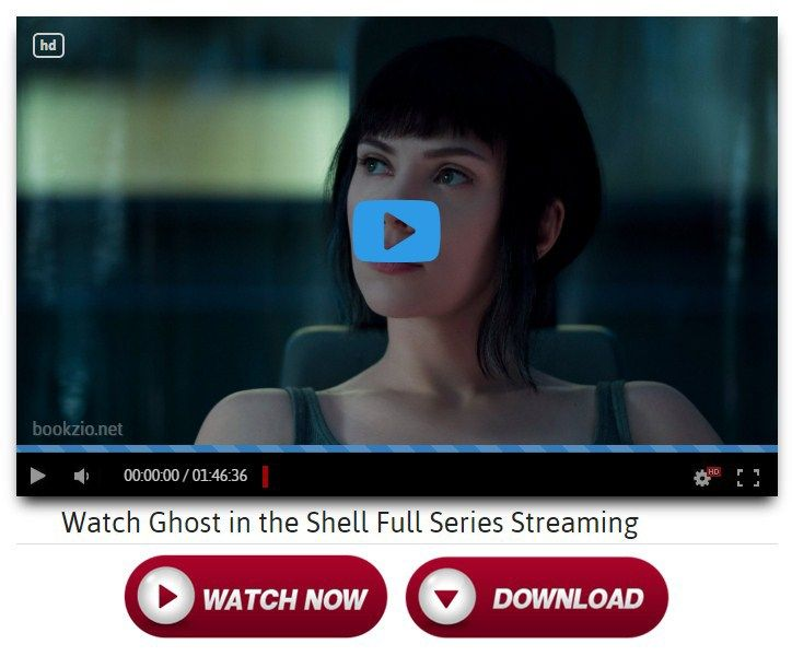 ghost in a shell torrent