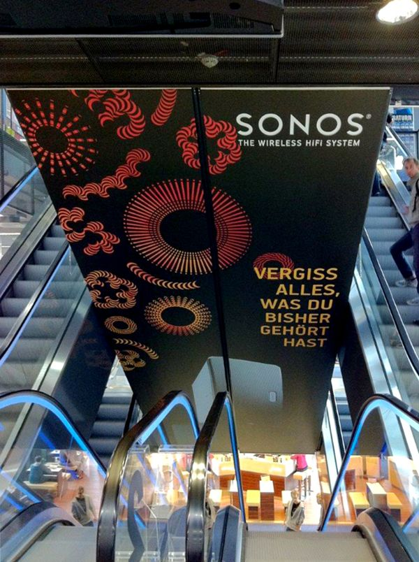 SONOS by Bruce Mau Design , via Behance