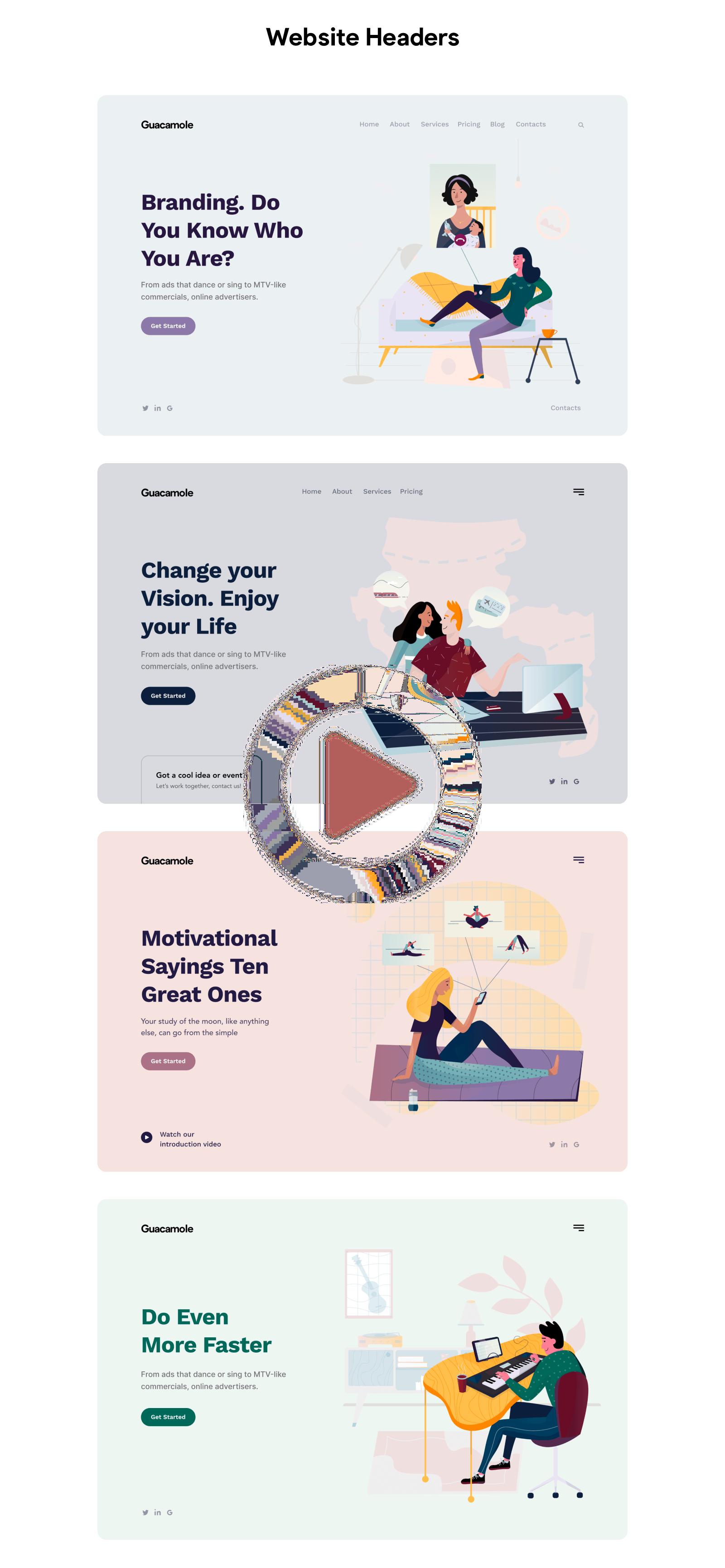 Download App Mockup Design Online Yellowimages
