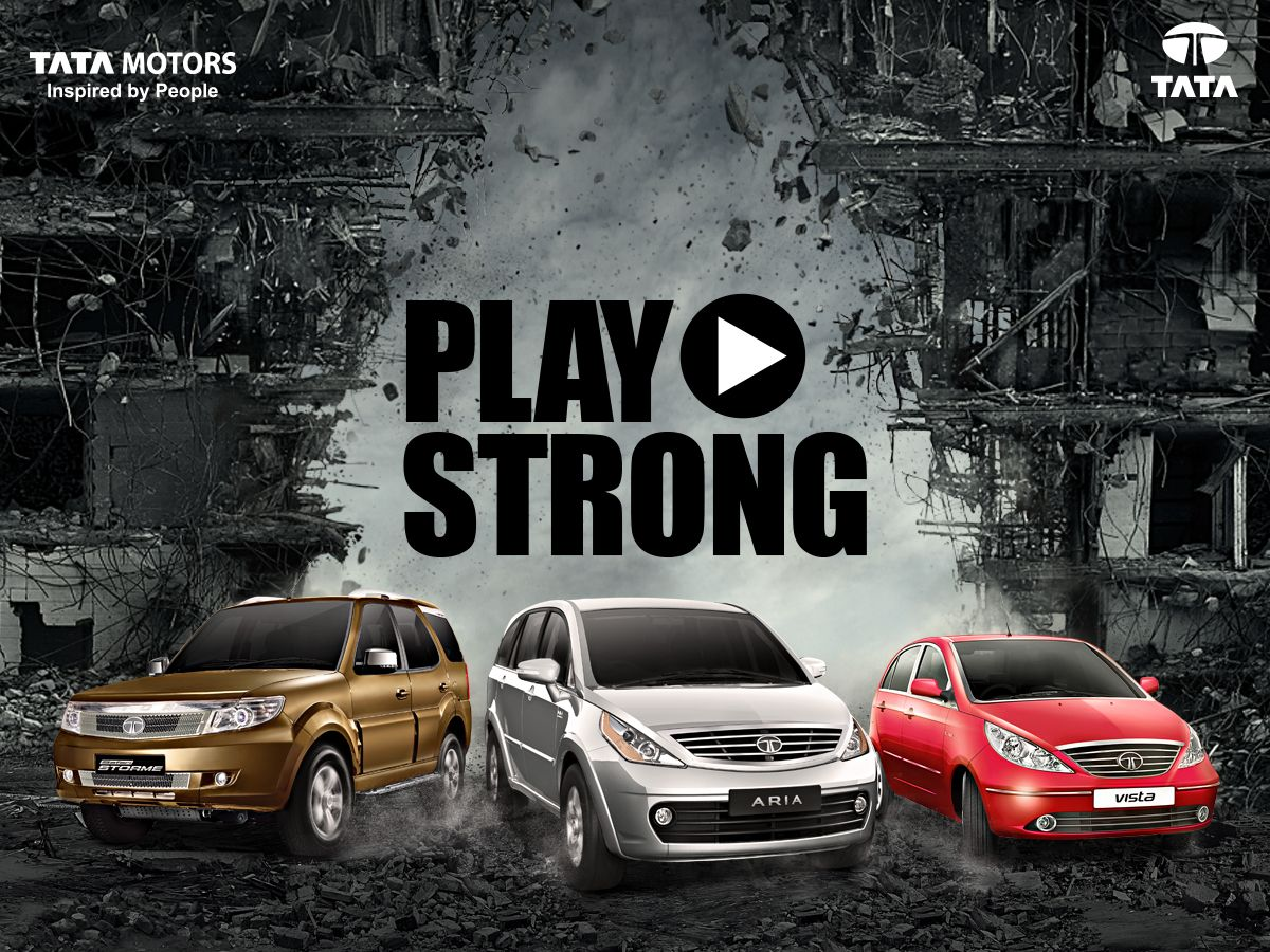 TATA Motors Indonesia Play Strong Indonesia
