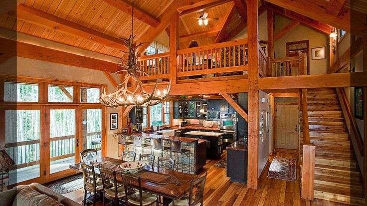Barndominium Floor Plans With Loft Slyfelinos Com Rustic House Plans Small Cottage House Plans House Plan With Loft