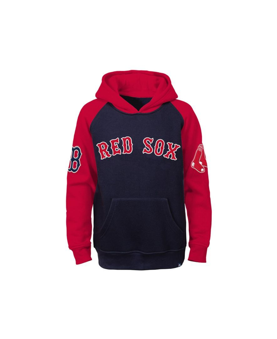 best sneakers 7efda 93a66 Majestic Kids' Boston Red Sox Hoodie | Products | Red sox ...