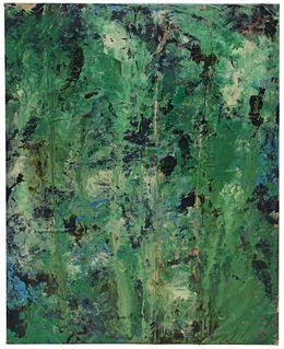 Luc Vandervelde Lux, 'Something Green in Brown,' 2015, stephane simoens contemporary fine art