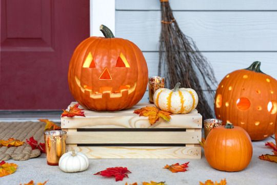 1001  pumpkin carving ideas to try this Halloween #pumkincarvingdesigns