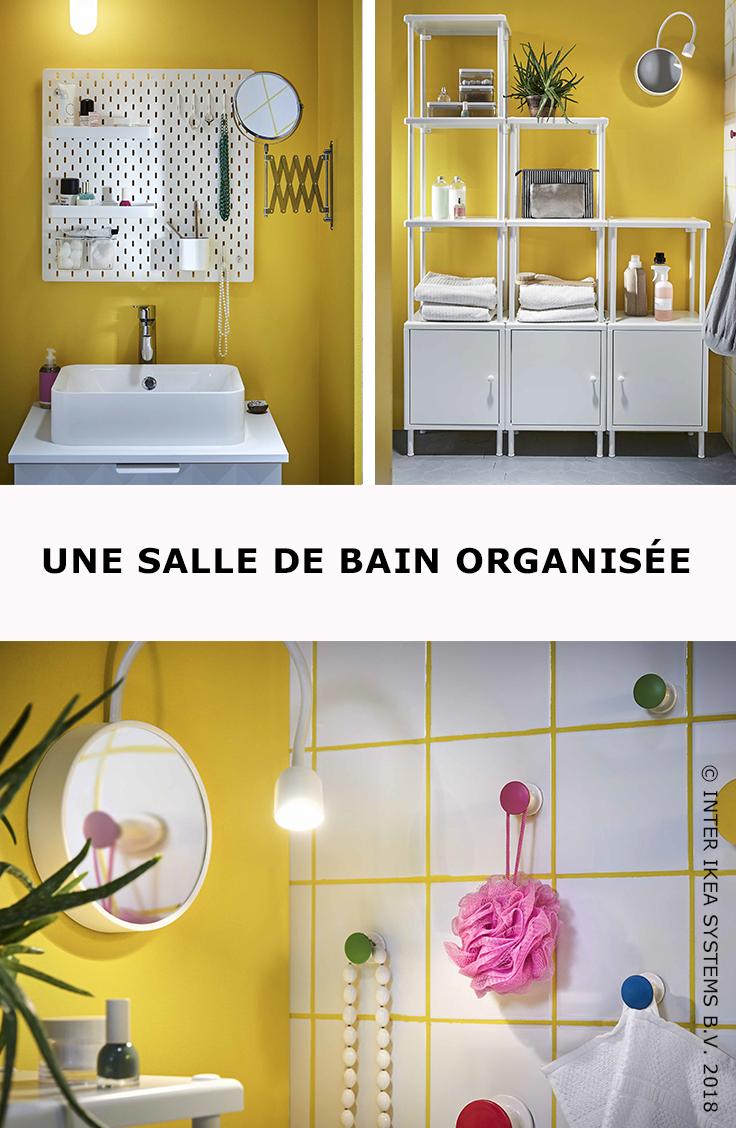 Ikea Salle De Bain Dynan ~ vous souhaitez rendre le plus petit espace de la maison confortable