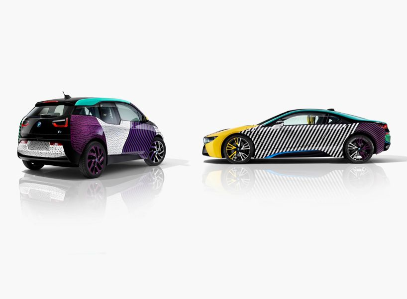 Bmw Garage Italia Customs Pay Hommage To The Memphis