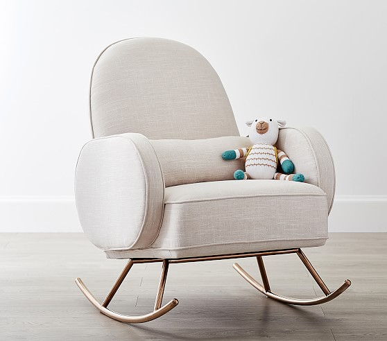 Nursery Works Compass Modern Rocking Chair Pottery Barn Kids In 2020 Nursery Rocker Modern Baby Furniture Nursery Chair