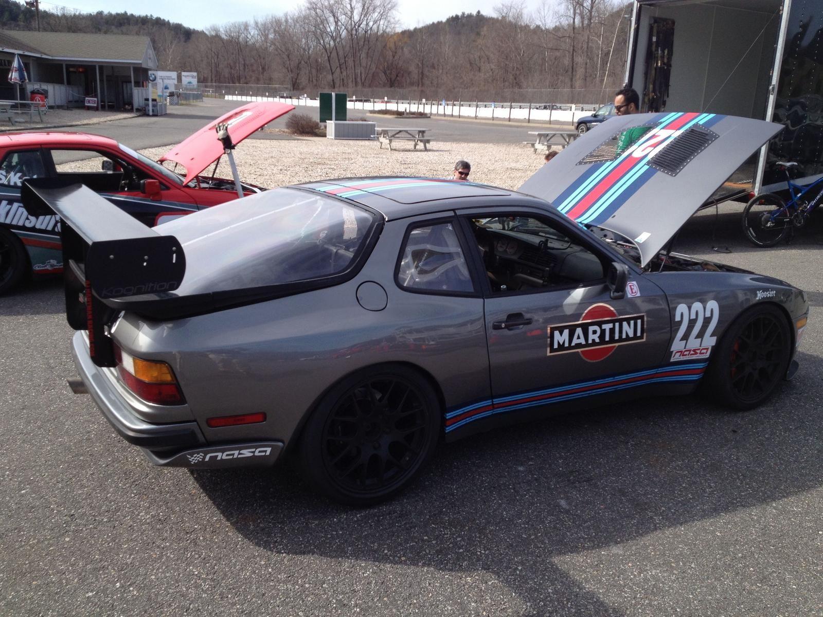 87 Porsche 944 Turbo Track Car - Rennlist Discussion Forums | 944 ...