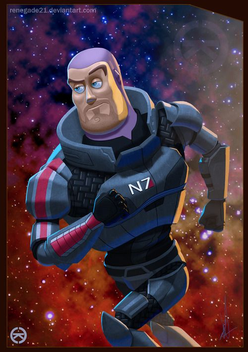 Commander Lightyear by ~renegade21
