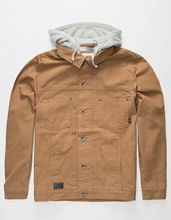 vans vendor jacket