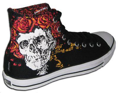 48e16902c1bd grateful dead shoe