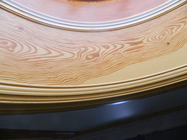 Faux Woodgraining - Pitch Pine Wood Imitation Pinterest