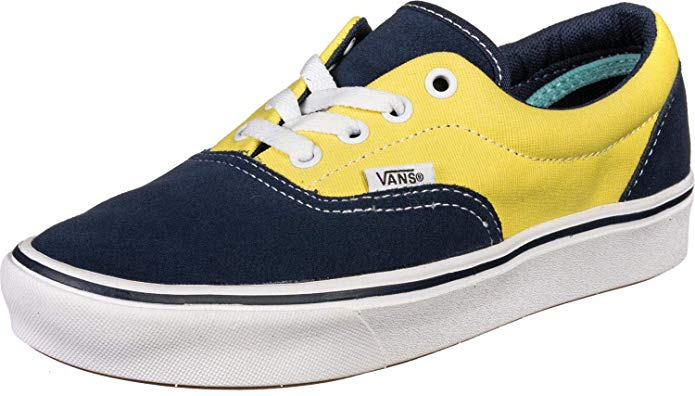 Vans Herren Sneaker ComfyCush Era Blau Gelb Größe EU 45