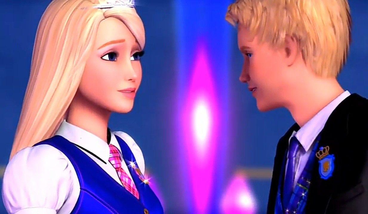 Pin By Everything Barbie On Barbie Princess Charm School In 2020 Princess Charm School Princess Charming Barbie Princess