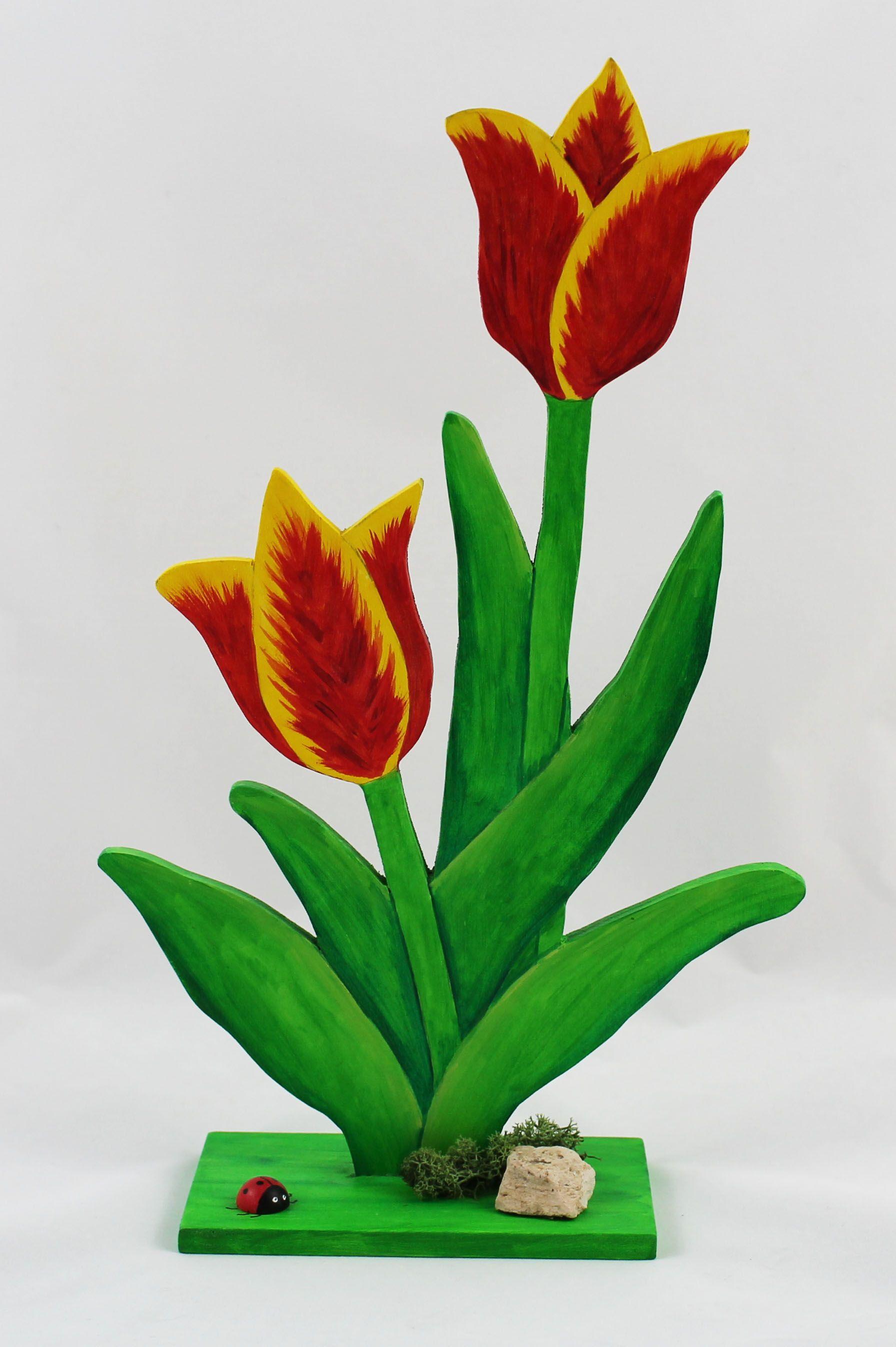 gro e tulpe in versch varianten holzdeko ostern pinterest holz tulpen und holzdeko. Black Bedroom Furniture Sets. Home Design Ideas