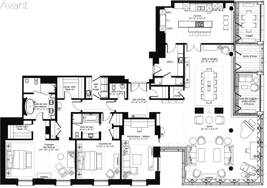 Page Not Found Les Ensembliers Courtyard House Plans Floor Plans Apartment Floor Plans