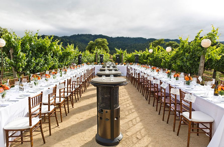 Brix Napa Wedding Venue Napa wedding venues, Napa