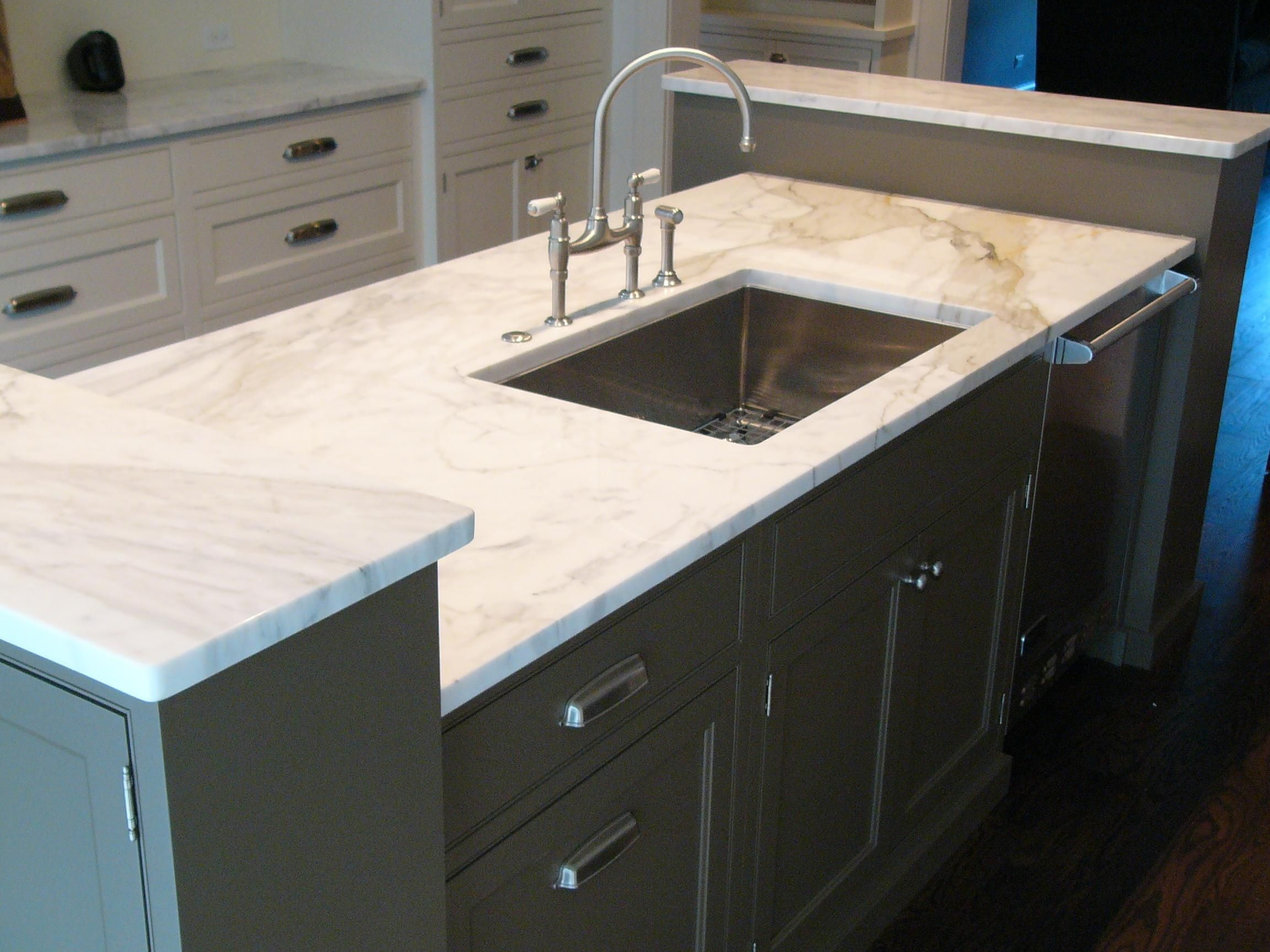 Granite Countertops West Chester Pa Calacatta Gold Kitchen Levantina Chicago Kitchens We