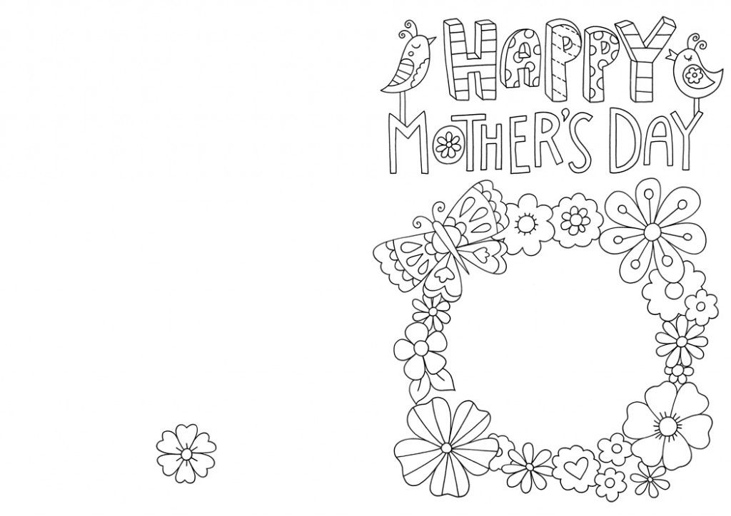 Ideas Hobbycraft Blog Mothers Day Card Template Mothers Day Cards Printable Happy Mother S Day Card