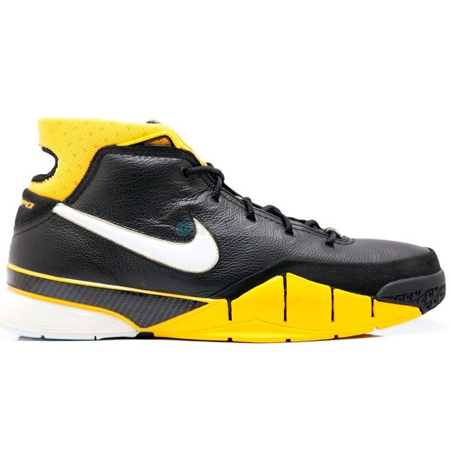 d01cd7a99236 Nike Zoom Kobe 1. I had these in black and white back in the day.. Clean!