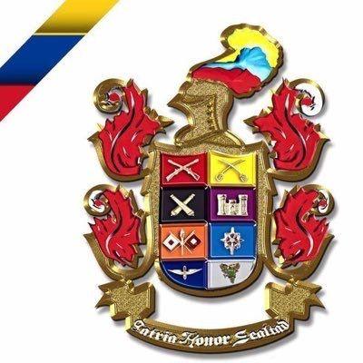 Escudo Ejercito Nacional De Colombia Ejercito Militar Ejercito Arte Militar