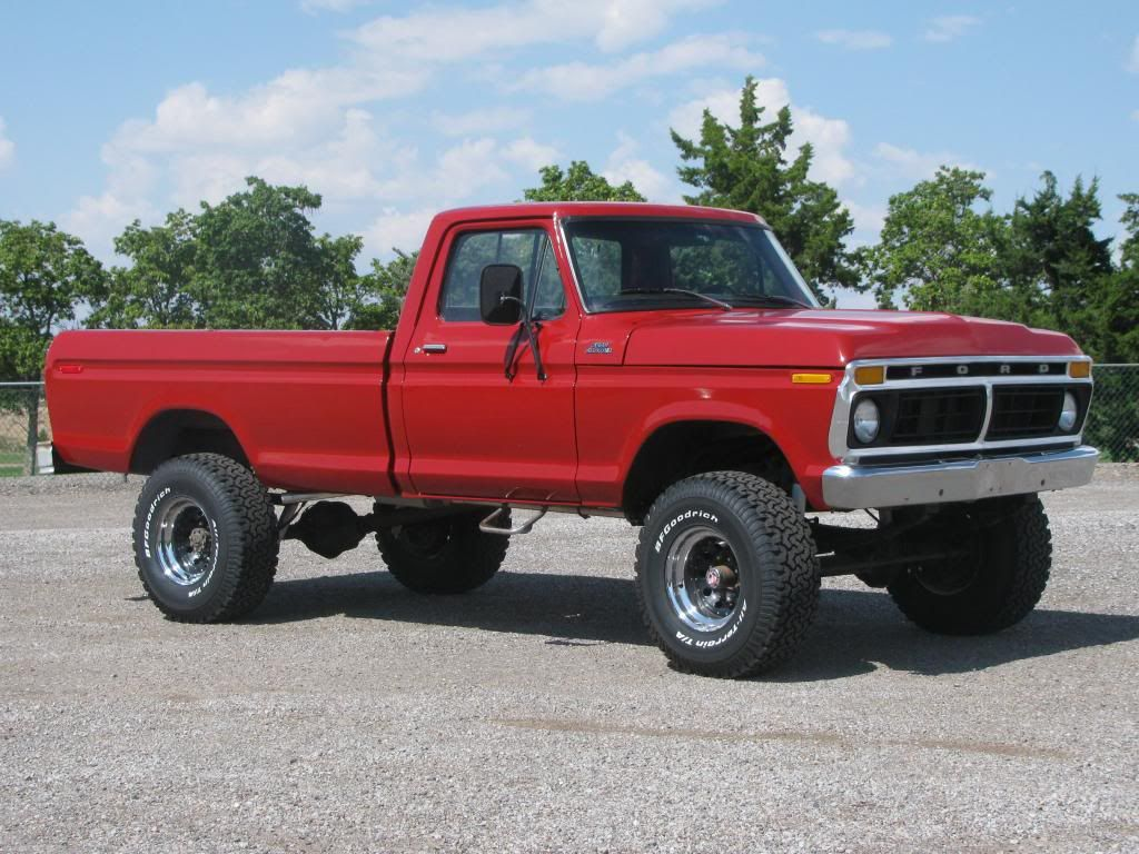 1977 5 1979 F250 Tire Options Ford Truck Enthusiasts Forums