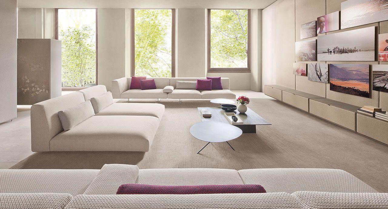 Brand: Paola Lenti Model: Move #designselect #sofa #paolalenti