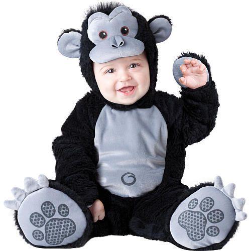 Goofy Gorilla Halloween Costume - Infant Size 18 Months - InCharacter Costumes - Toys  R  sc 1 st  Pinterest & Goofy Gorilla Halloween Costume - Infant Size 18 Months ...