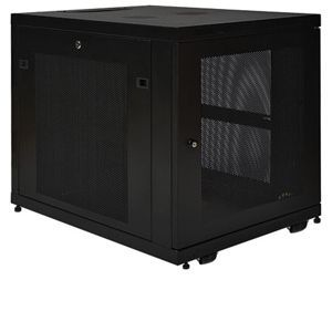 Tripp Lite Sr12ub Smartrack Extra Depth Rack Enclosure Cabinet 12u With Images Locker Storage