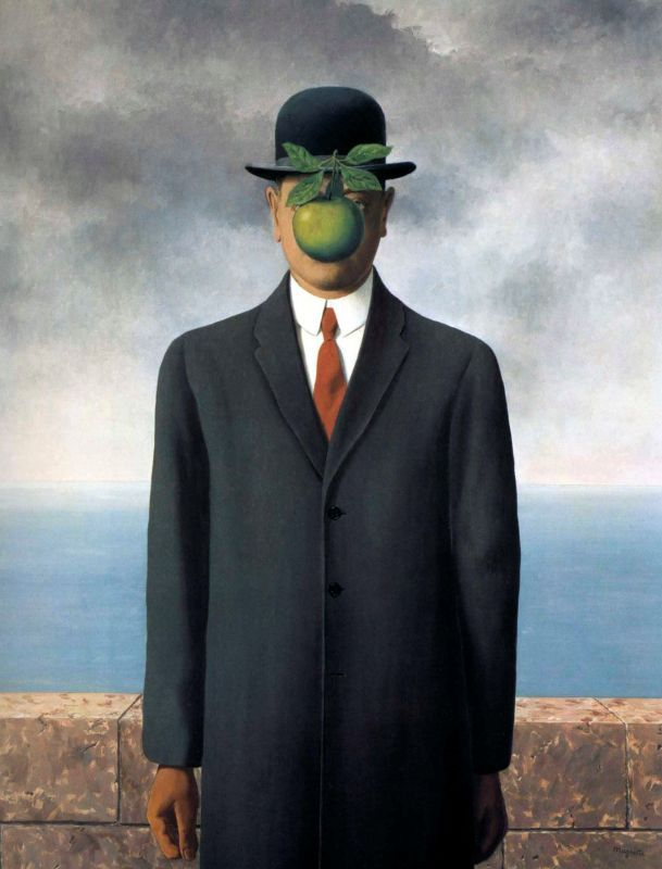 a formal analysis of rene magrittes painting Formal art analysis rene magritte l'anniversaire students are asked to chose one artwork from the approved list below, from the permanent collection of the art gallery of ontario, and write a evaluative essay of approximately 1500- 2000 words (double spaced, 12 point type) examining the artwork in question.