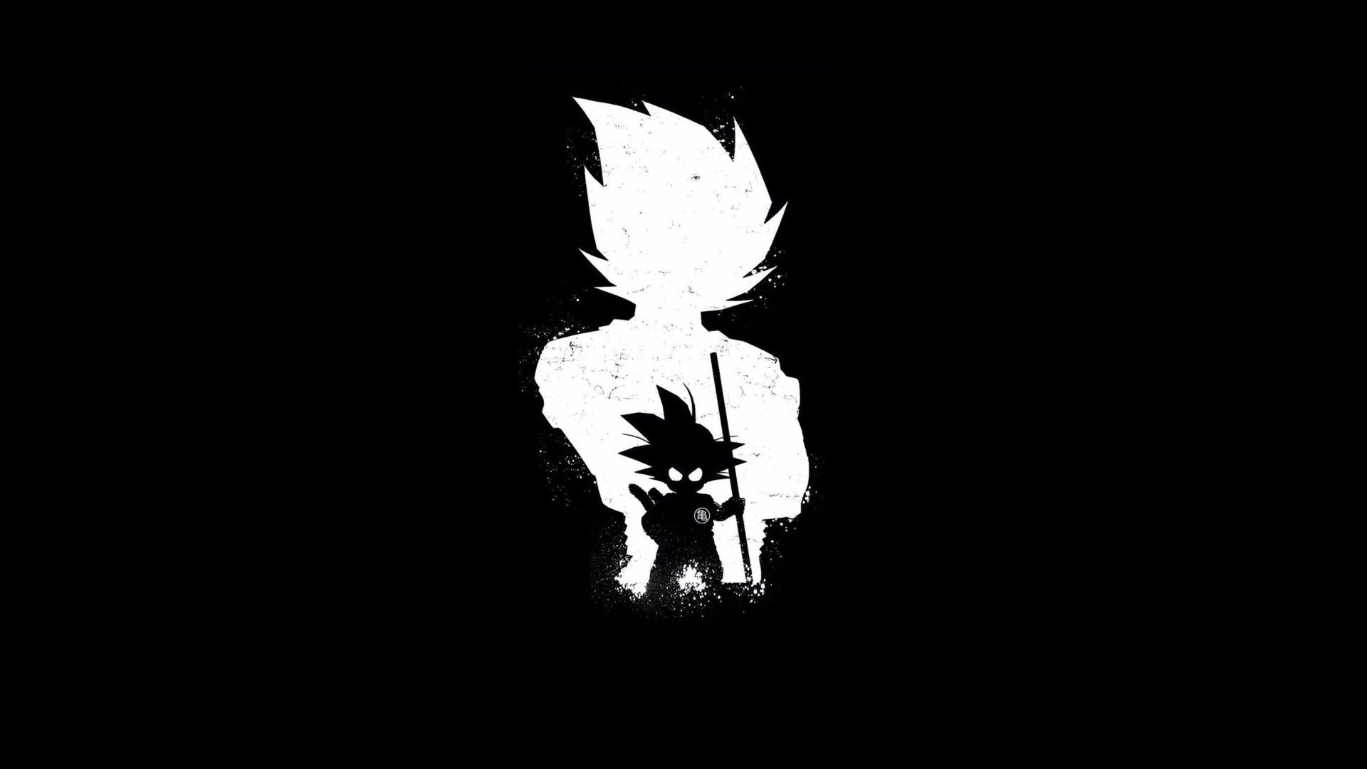 1920x1080 Goku Images Free Download Dark Wallpaper Dark Black