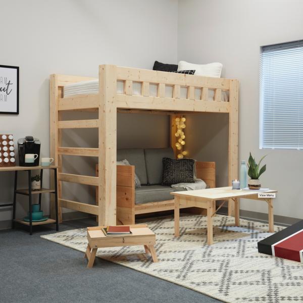 Ryobi Nation Diy Loft Bed Diy Loft Bed Loft Bed Plans Kids