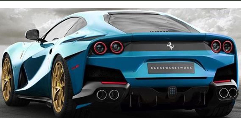 فيراري 812 جي تي أو 2022 الجديدة كليا عودة الاسم الأيقوني للطراز الأسطوري الأقوى قريبا موقع ويلز Gto Ferrari Sports Car