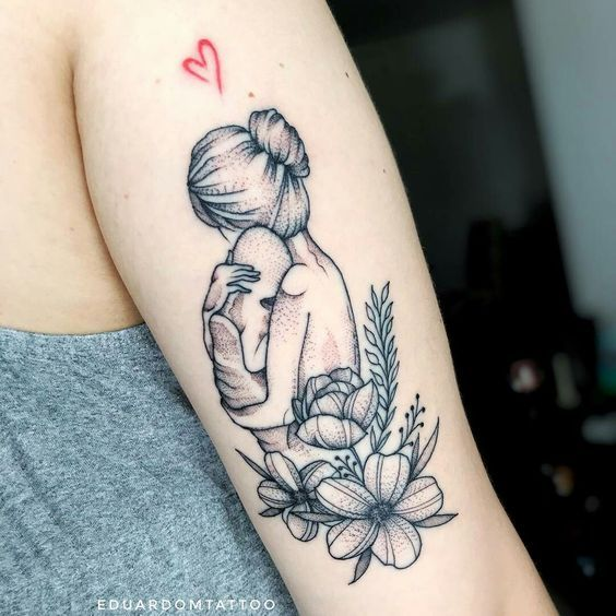 40 Absolutely Stunning Unique Tattoo Ideas For Women That Are Extremely Gorgeous Page 2 Of 4 Mother Tattoos Tattoos For Daughters Tattoos