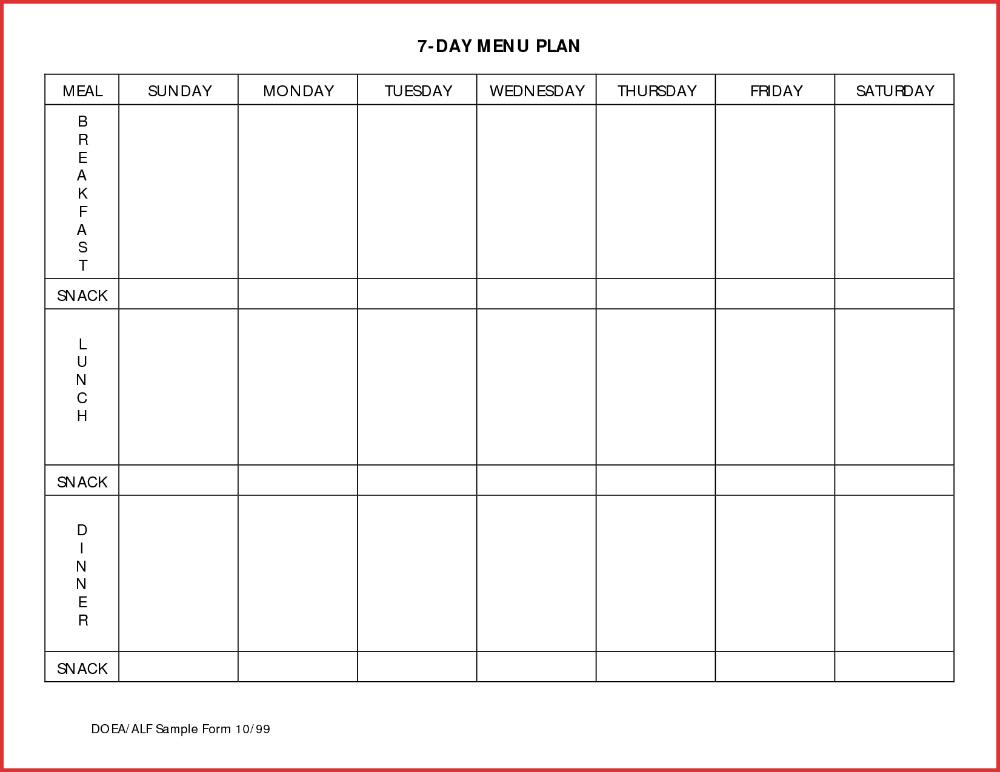 Meal Planning Calendar Template Plan Day Menu Planner Elegant Throughout Menu Schedul Meal Planning Calendar Meal Planner Template Weekly Meal Planner Template