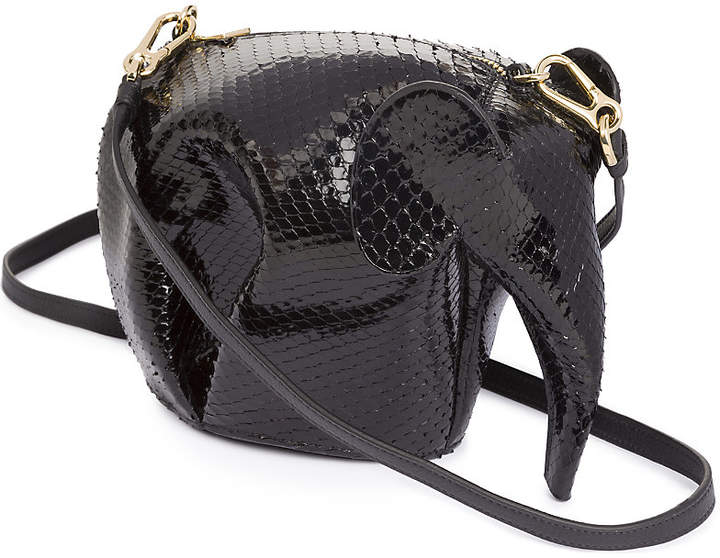 cedf2285c Elephant minibag snakeskin shoulder bag in 2019 | Products | Bags ...