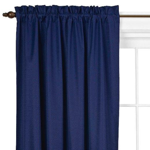 Smartblock 104 Rod Pocket Insulating Blackout Curtain Liner In