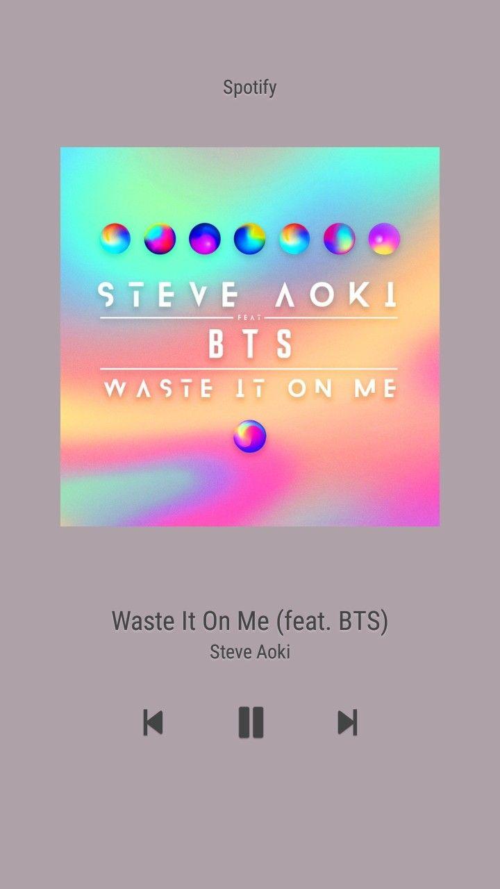 Waste It on me Steve Aoki feat BTS - Doxy