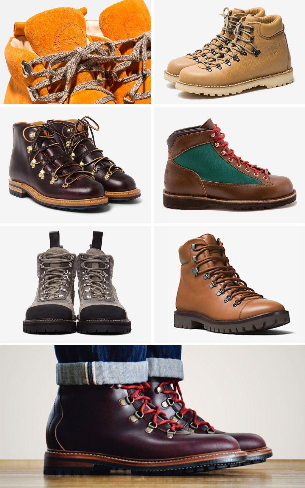 05c50042835 Seven Stylish Hiking Boots | InsideHook | GOOD ideas | Hiking boots ...