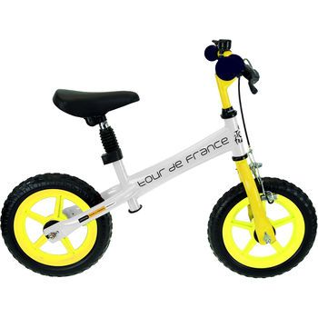 Wiggle Wiggle Kids Tour De France Balance Bike With Front Brake