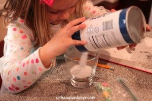Candy Science Experiments for Kids!