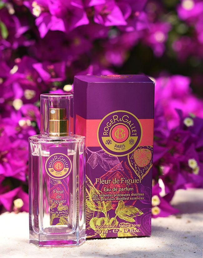 My Summer Fragrance Roger And Gallet Fleur De Figuier Eau De