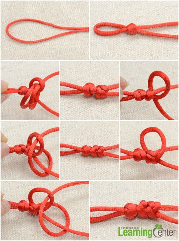 Do Chinese Snake Knots With Images Snake Knot Friendship