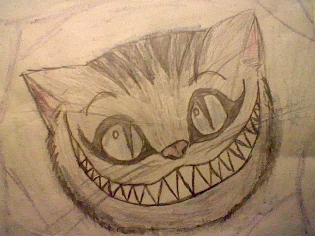 Alice in wonderland tumblr drawing google search drawings pinterest alice cheshire cat drawing and cheshire cat
