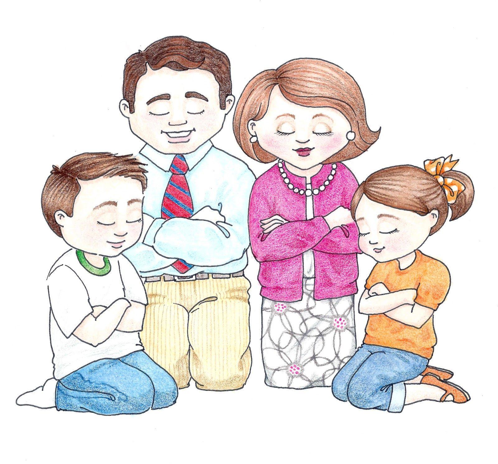 Family prayer.... susan fitch design   Primary   Pinterest ...