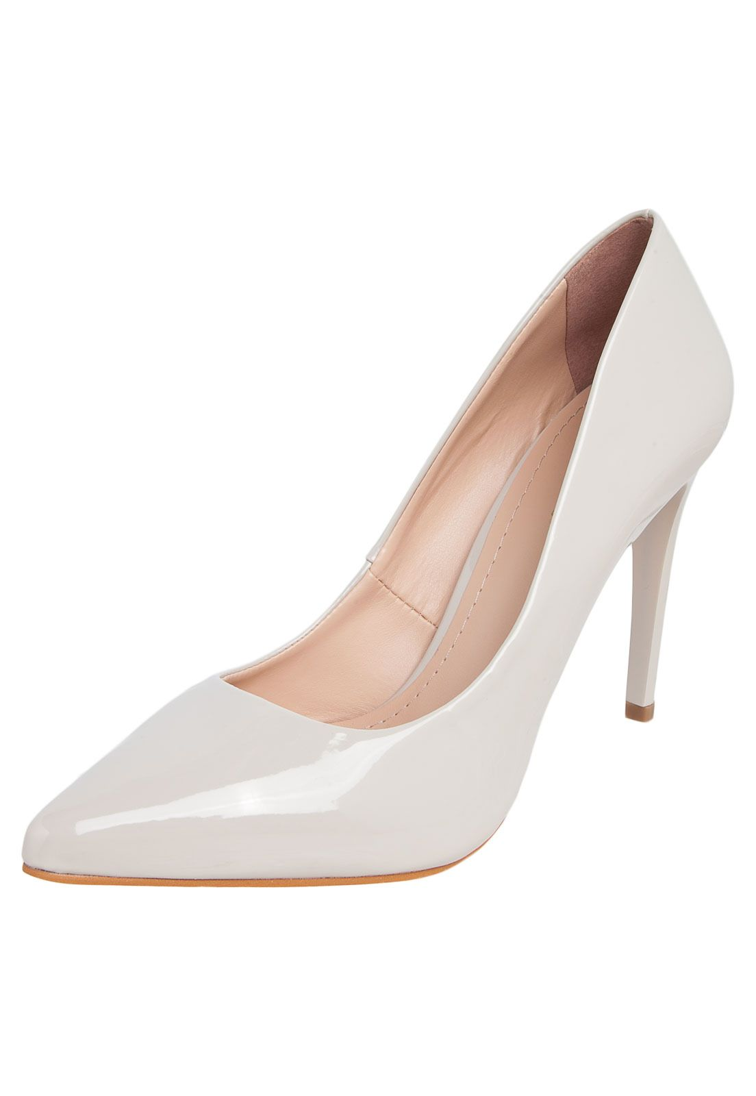 a232c5239 Scarpin DAFITI SHOES Bege   CASAMENTO   Shoes, Heels e Pumps