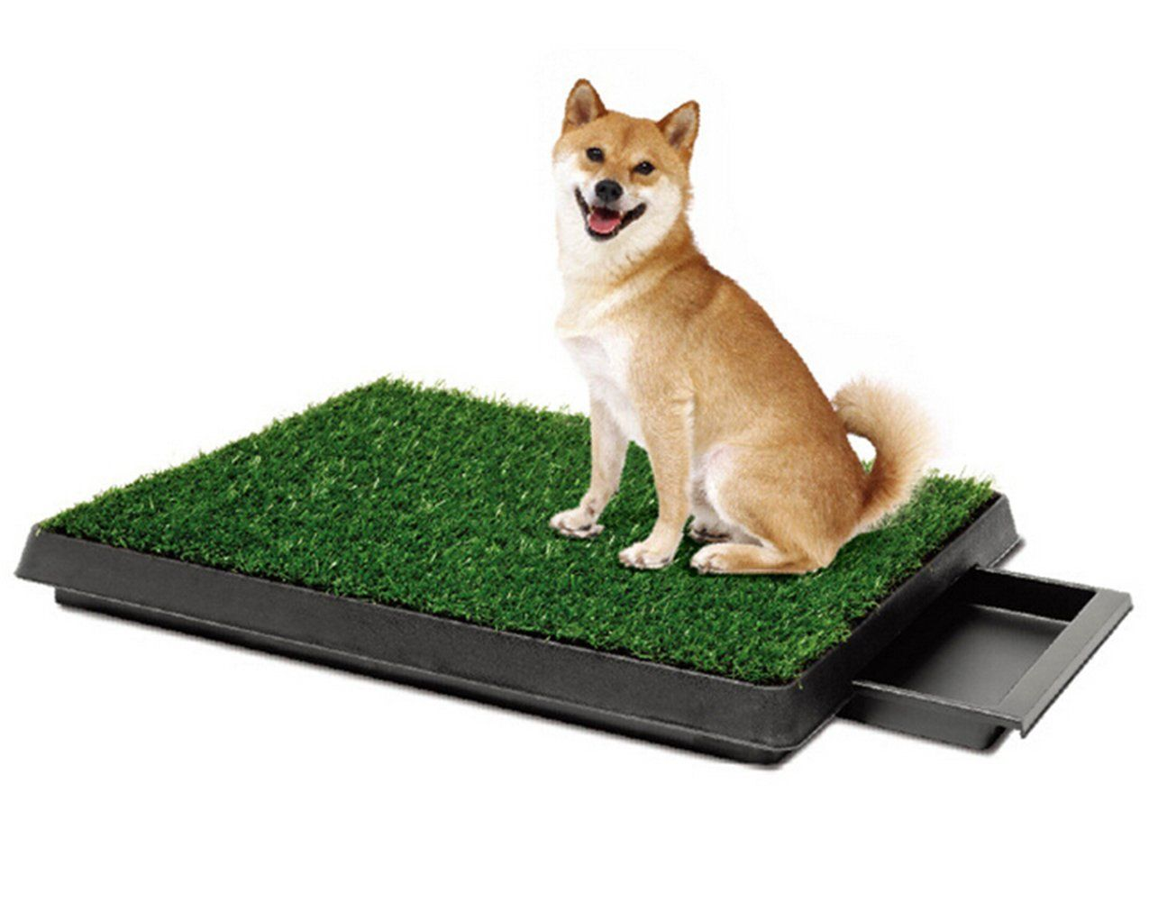 Arelang Pet Indoor Toilet Dog Toilet Lawn Drawer Pet Toilet Small