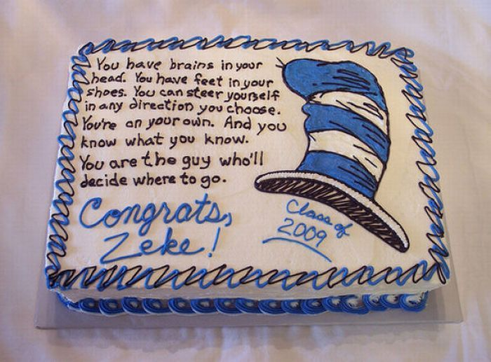 Graduation Cakes Hilarious