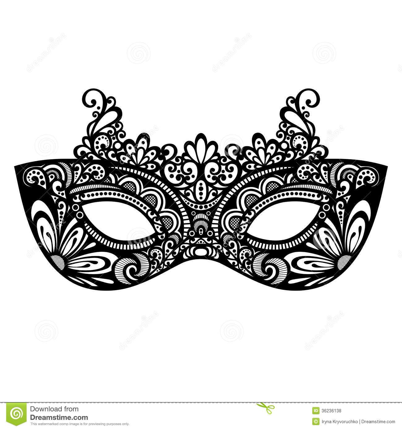 46 masquerade ball masks clip art party ideas for Masquerade ball masks templates